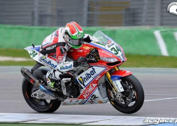 Giugliano Kwalifikacje Superbike Assen 2013