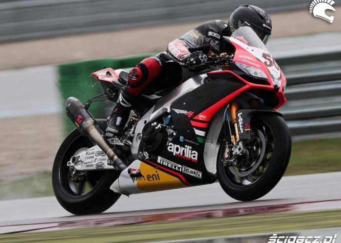 Guintoli Kwalifikacje Superbike Assen 2013