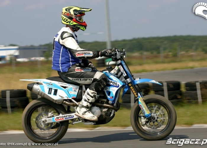 III runda Supermoto TM