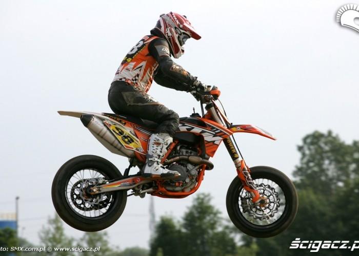 III runda Supermoto Torun KTM