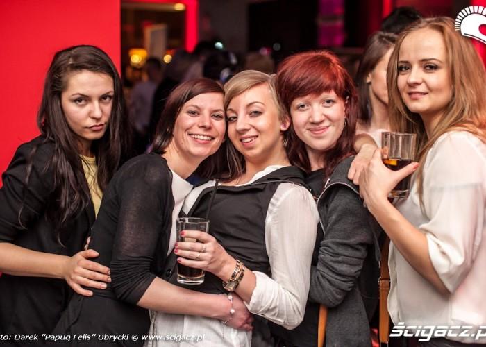 Dziewczyny na Ladies Night