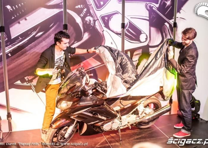Kuba Piotrek prezentacja motocykla