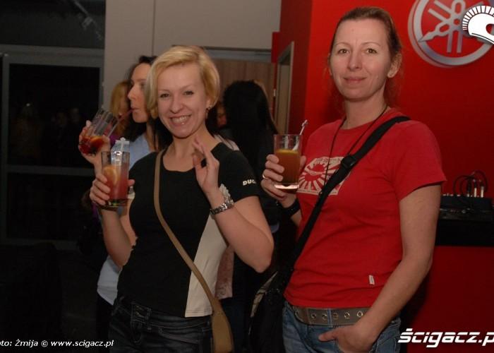 Ladies Night Poznan dziewczyny