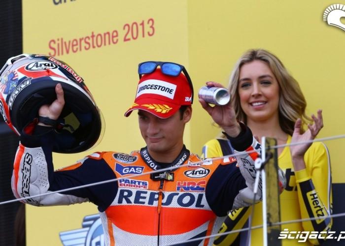 Grand Prix Silverstone 2013 Hostessa