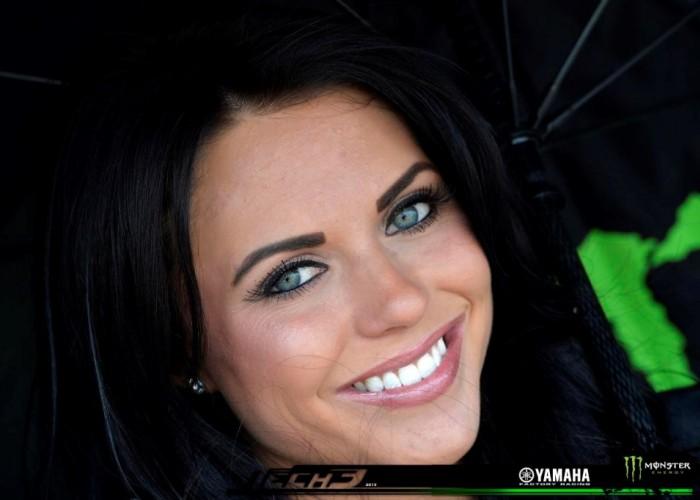 Hostessa Grand Prix Silverstone 2013