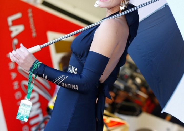 Pit Girls Grand Prix Silverstone 2013