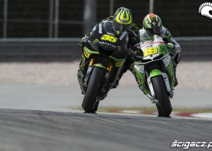 Cratchlow Bautista Moto Grand Prix Malezji 2013