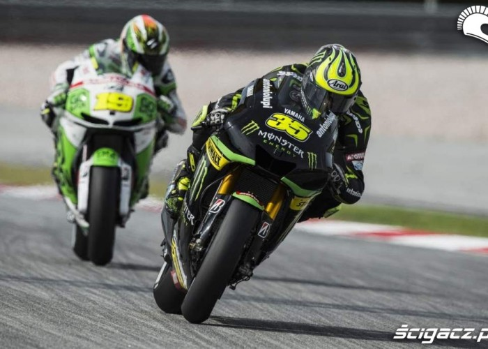 Crutchlow Grand Prix Malezji 2013