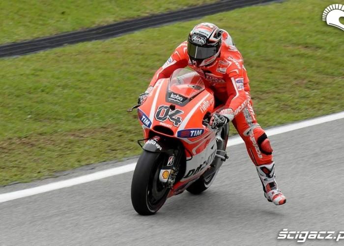 Grand Prix Malezji Andrea