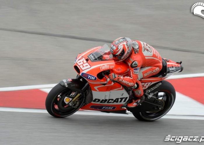 Grand Prix Malezji Ducati