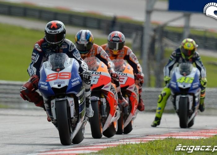 Hamowanie Grand Prix Malezji