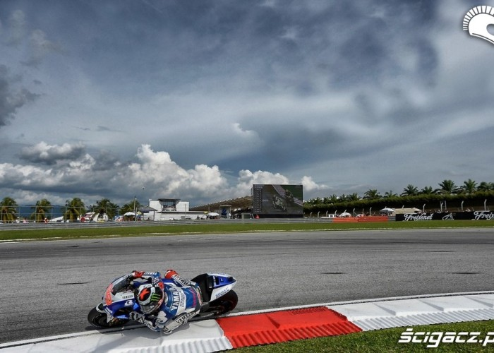 Jorge Grand Prix Malezji