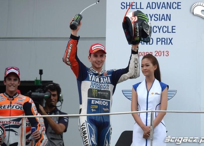 Lorenzo Grand Prix Malezji
