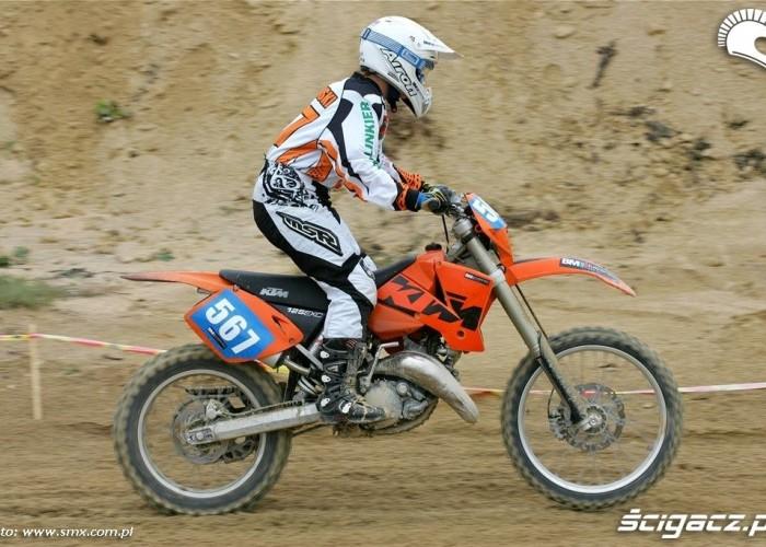 KTM EXC MX Debska Wola