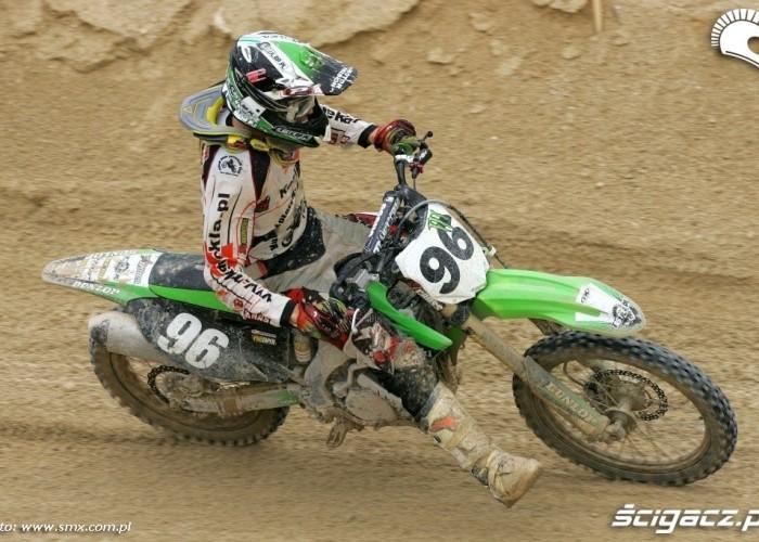 Kawasaki MX Debska Wola