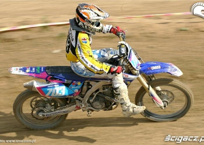 Motocross Debska Wola Maryska