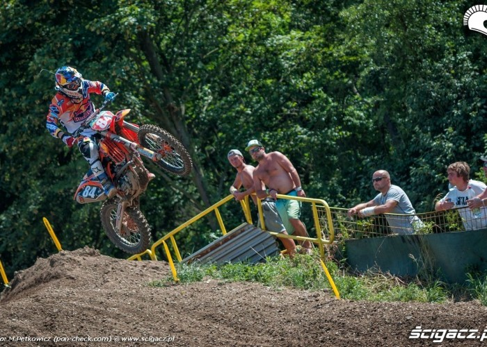herlings na skoku gp loket 2013
