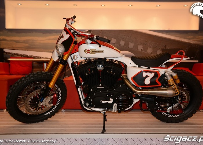 Harley Davidson 7