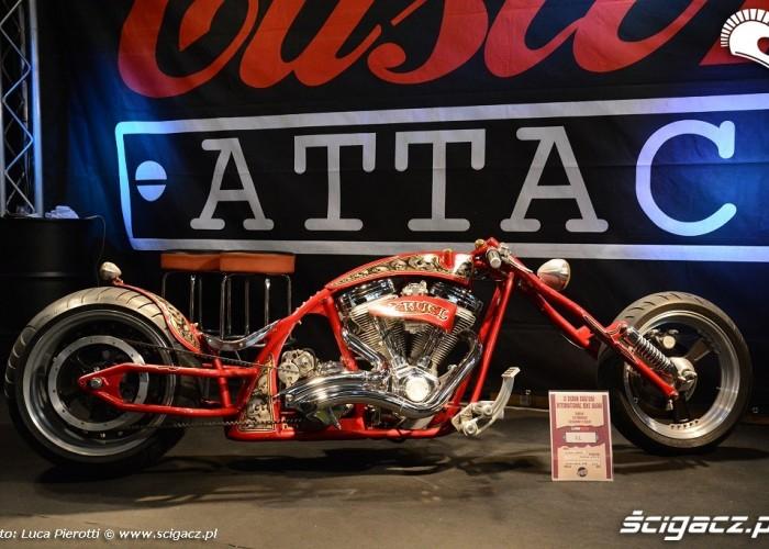 custom bike Eicma 2013