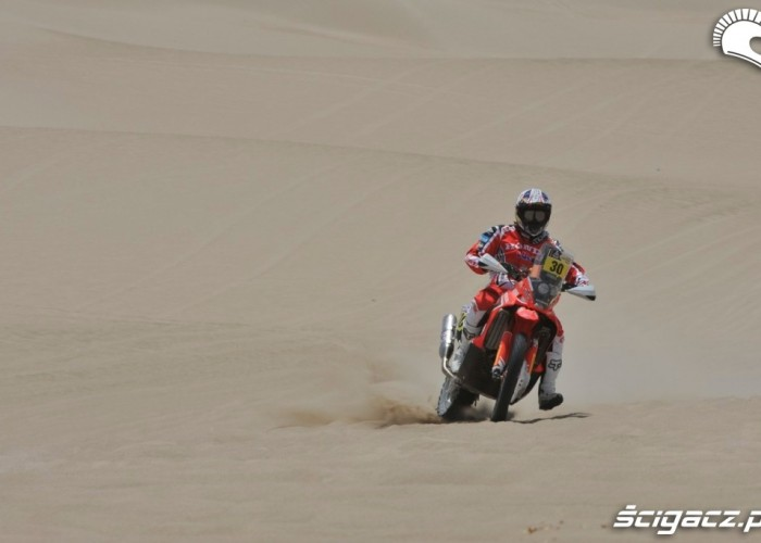 CRF450X 35 Dakar Rally 2013