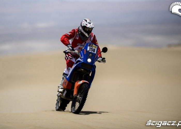Chile Dakar Rally 2013