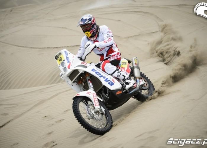 Dakar 2013 Kuba Przygonski