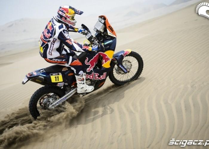 Dakar Rally 2013 KTM