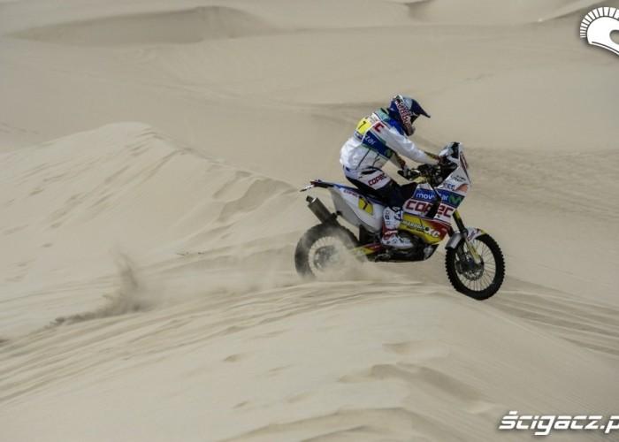 Dakar Rally 2013 piachy