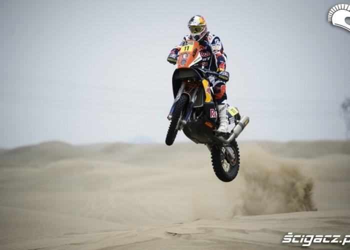 Dakar Rally 2013 skoki