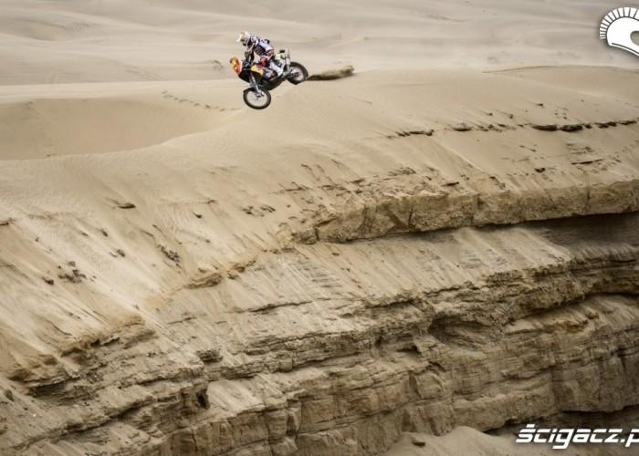 Despres w Chile Rajd Dakar 2013