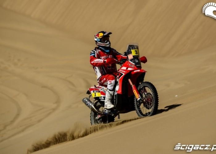 HRC Honda CRF450X 35 Dakar Rally 2013