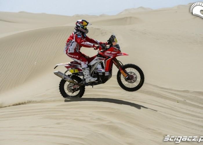 Honda CRF450X 35 Dakar Rally 2013