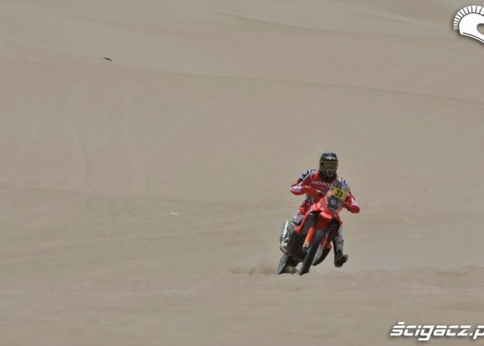 Honda CRF450X Dakar 2013