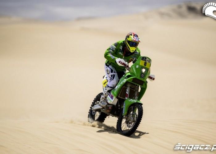 KTM Rally Dakar Rally 2013