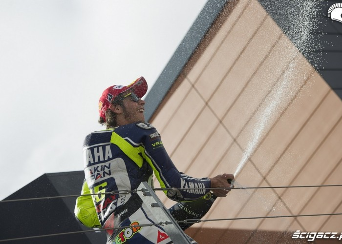 Rossi szampan