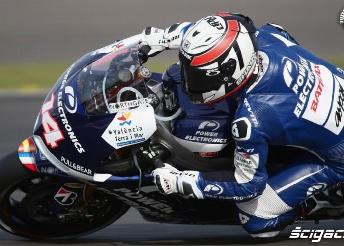 De Puniet Grand Prix Silvestone 2013
