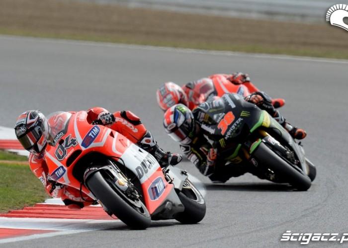 Dovi MotoGP Silvestone 2013