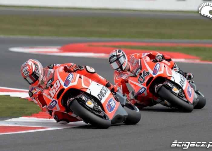 Ducati MotoGP Silvestone 2013