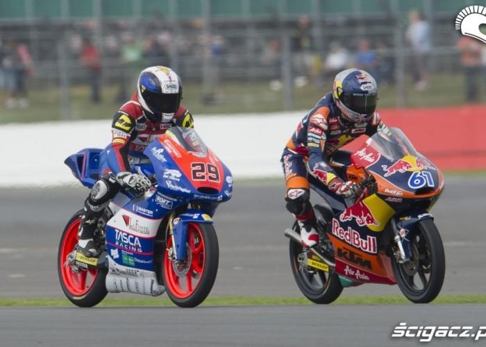 KTM GP Silvestone 2013