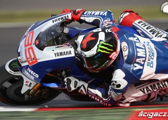 Lorenzo Grand Prix Silvestone 2013