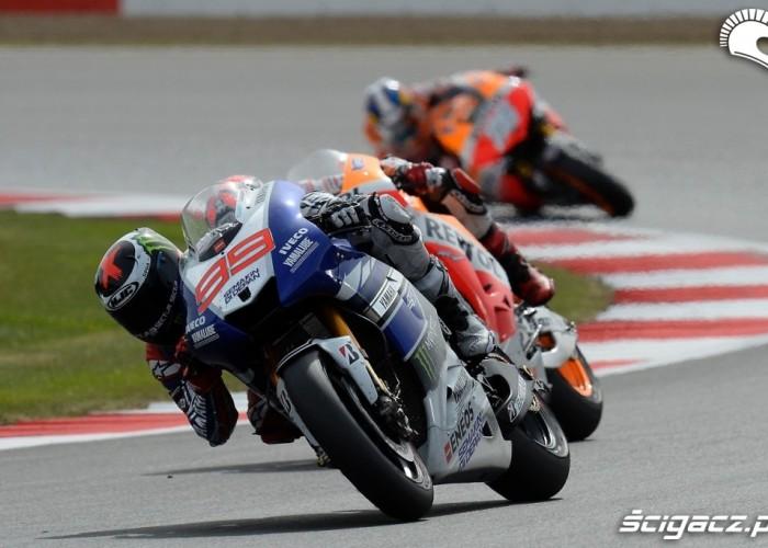 Lorenzo MotoGP Silvestone 2013