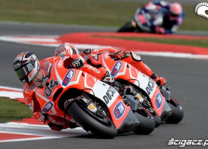 MotoGP Silvestone 2013 Ducati