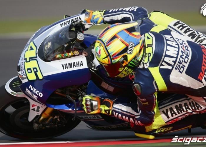 Rossi Grand Prix Silvestone 2013