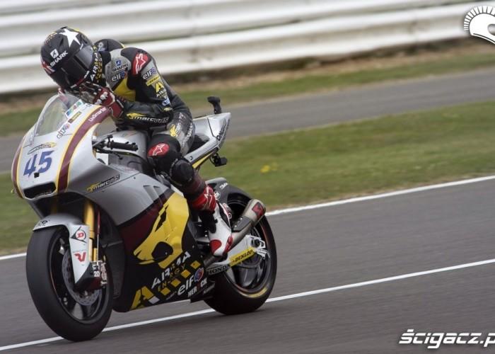 Scott GP Silvestone 2013