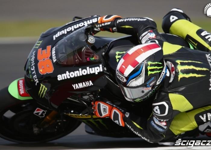 Yamaha Tech3 Grand Prix Silvestone 2013