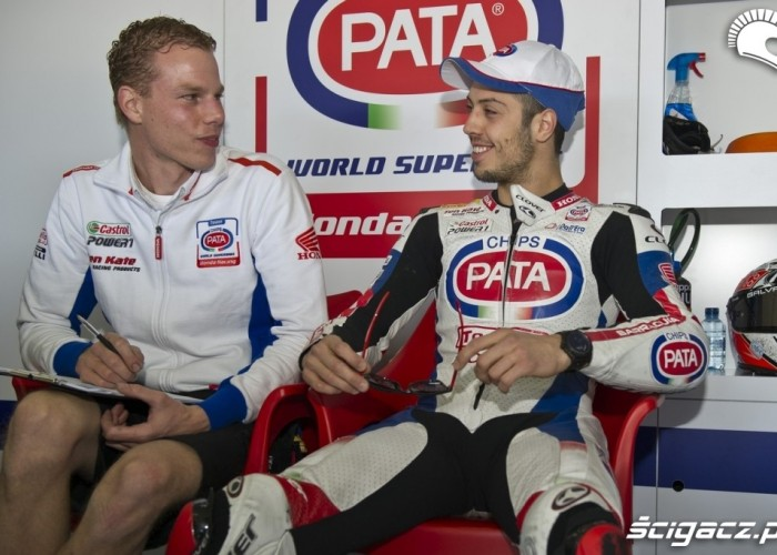Box Pata World Supersport Aragon