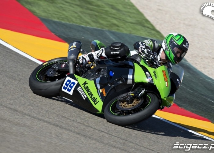 Fabien Foret World Supersport Aragon