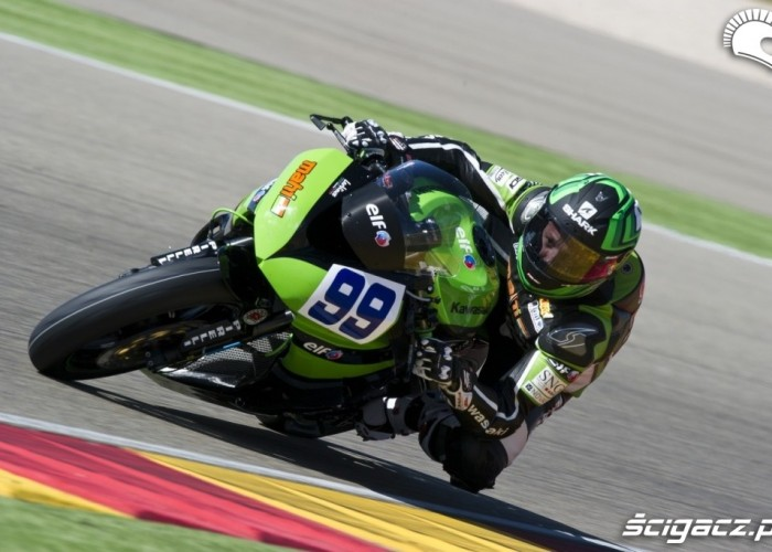 Fabien World Supersport Aragon