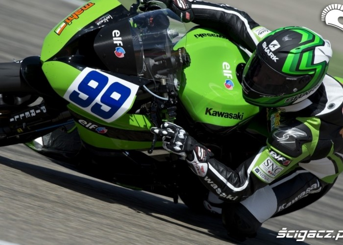 Foret World Supersport Aragon