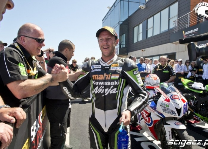 Foret Wygrywa World Supersport Aragon 2013